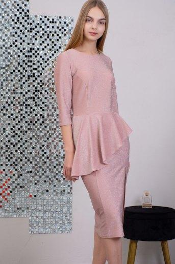 Платье 13380 (N) (Розовый) - Злата