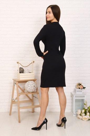 Платье 25110 (N) (Черный) (Фото 2)