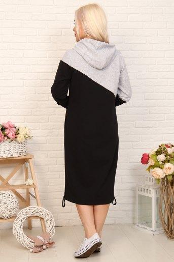 Платье 2644 (N) (Черный) (Фото 2)