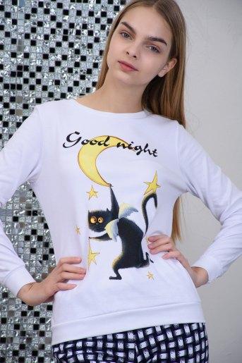 Пижама 6336 (N) (Белый) (Фото 2)
