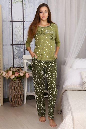 Пижама 5949 (N) - Злата