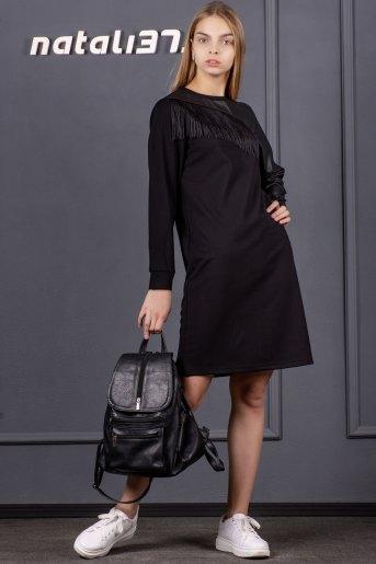 Платье 2646 (N) (Черный) (Фото 2)