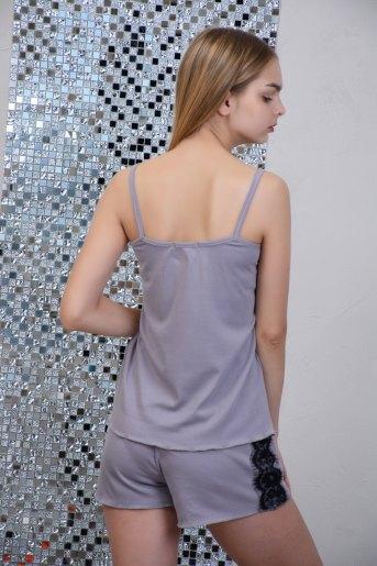 Пижама 2635 (N) (Серый) (Фото 2)