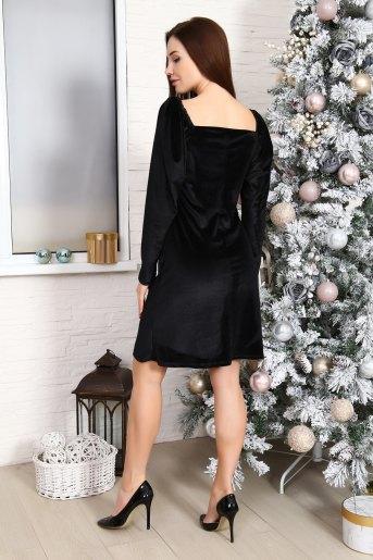 Платье 10513 (N) (Черный) (Фото 2)