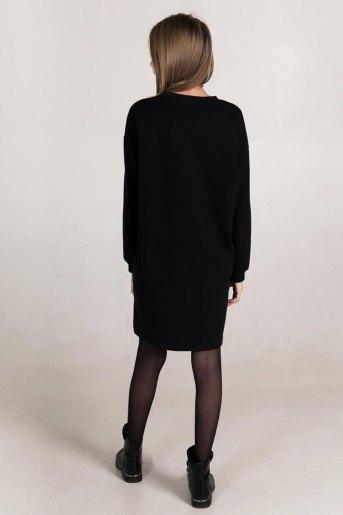 Платье 1500 (N) (Черный) (Фото 2)