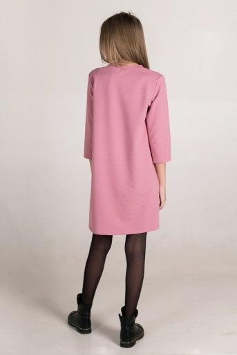 Платье 1514 (N) (Розовый) (Фото 2)