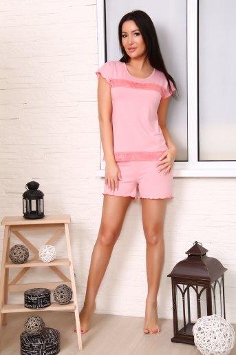 Пижама 24611 (N) (Розовый) - Злата