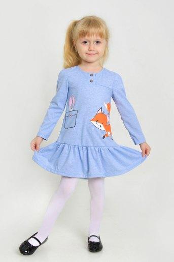 Платье Лисонька детское (N) - Злата