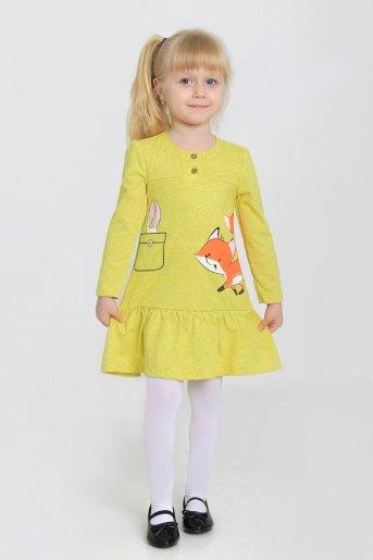 Платье Лисонька детское (N) (Фото 2)
