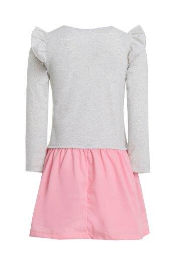 Платье Марьяна детское (N) (Светло-розовый) (Фото 2)