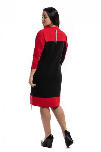 """790 Платье """"Красный"""" (ST) (Фото 2)"""