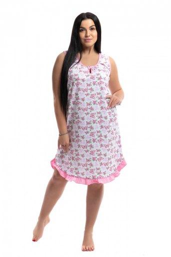 """008 Ночная сорочка """"розовый"""" (ST) (Фото 2)"""
