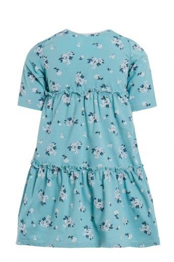 Платье Рия детское (N) (Ментоловый) (Фото 2)