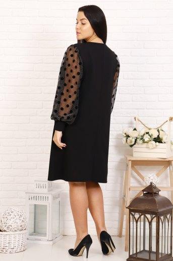 Платье 4640 (N) (Черный) (Фото 2)