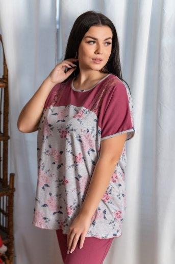 Пижама 4551 (N) (Серый) (Фото 2)