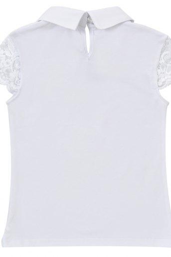 Джемпер Миранда кор. рукав (N) (Белый) (Фото 2)