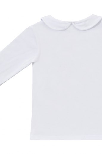 Джемпер Мелания дл. рукав (N) (Белый) (Фото 2)