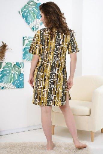 Платье 10540 (N) (Буквы) (Фото 2)