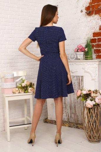 Платье 20614 (N) (Синий) (Фото 2)