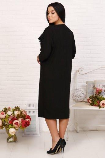 Платье 10379 (N) (Черный) (Фото 2)