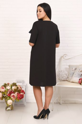 Платье 10380 (N) (Черный) (Фото 2)