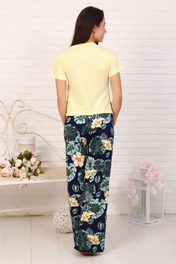 Пижама 30506 (N) (Желтый) (Фото 2)