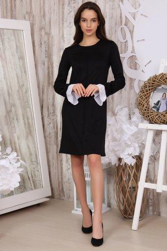 Платье 31003 (N) (Черный) - Злата