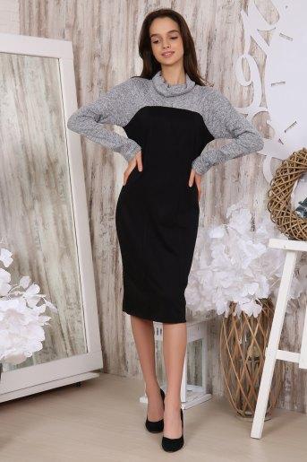 Платье 31005 (N) (Черный) - Злата