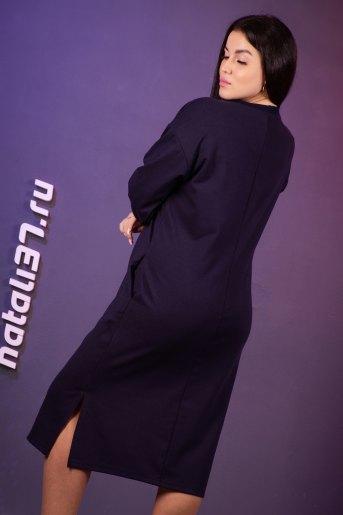 Платье 13414 (N) (Синий) (Фото 2)