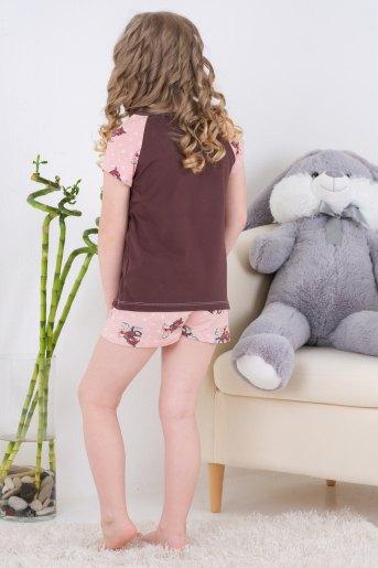 Пижама 10839 детская (N) (Какао) (Фото 2)