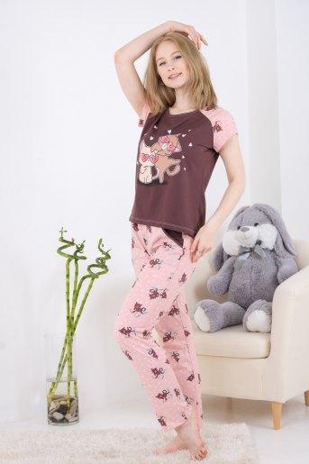 Пижама 10834 (N) - Злата