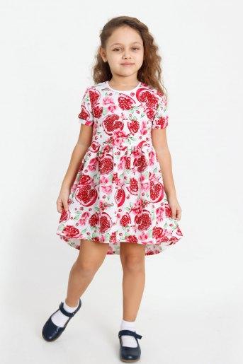 Платье Витаминка детское (N) (Белый) - Злата
