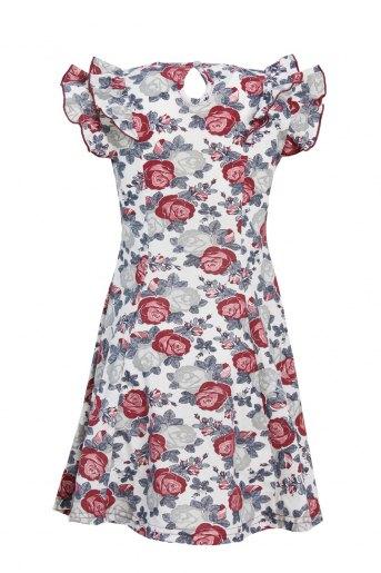 Платье Розолина детское (N) (Молочный) (Фото 2)