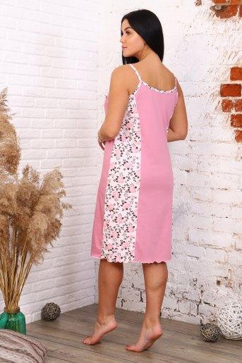 Сорочка 12893 (N) (Розовый) (Фото 2)