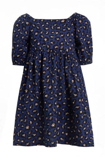 Платье Манэ детское (N) (Темно-синий) - Злата