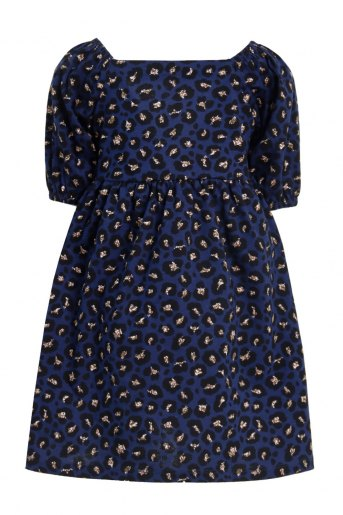 Платье Манэ детское (N) (Темно-синий) (Фото 2)