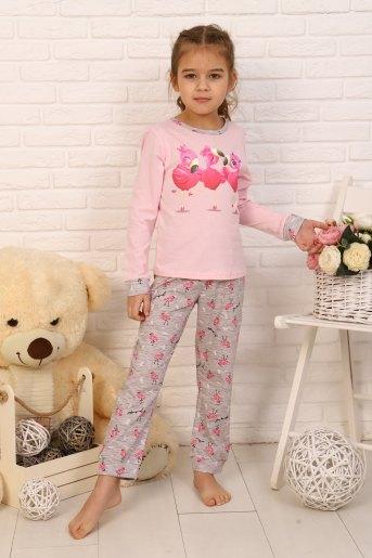 Пижама Закат детская (N) (Розовый) - Злата