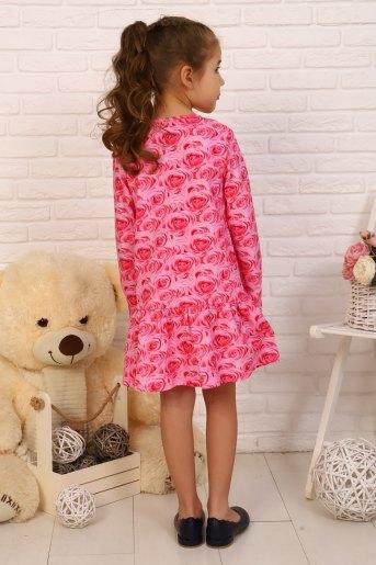 Платье Аромат детское (N) (Розовый) (Фото 2)