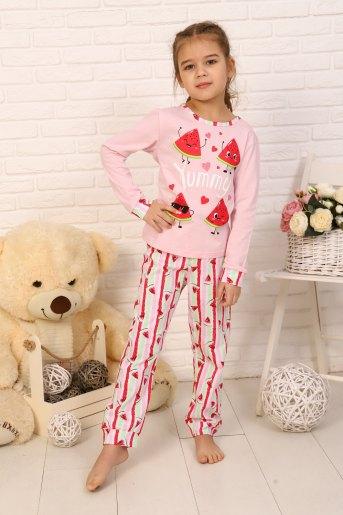 Пижама Вкусняшка детская (N) (Розовый) - Злата