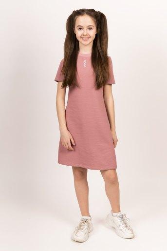 Платье 1520 (N) (Розовый) - Злата