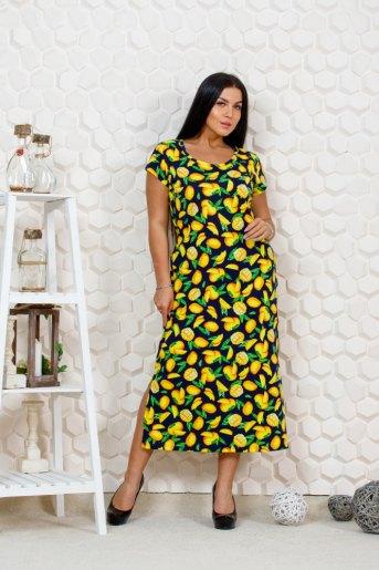"643 Платье ""манго"" (ST) (Фото 2)"
