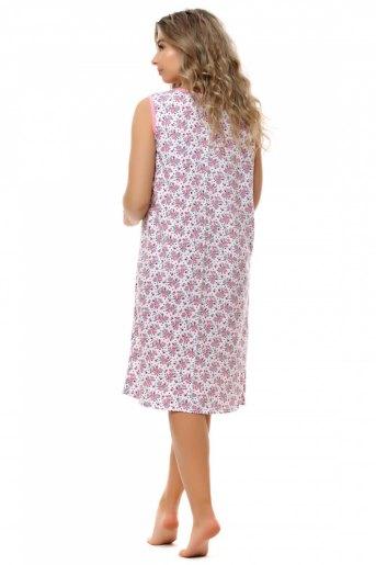 """0015 Ночная сорочка """"Розовый"""" (ST) (Фото 2)"""