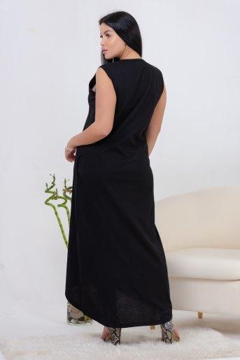 Платье 13458 (N) (Черный) (Фото 2)