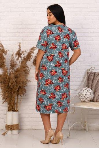 Платье 14548 (N) (Изумруд) (Фото 2)