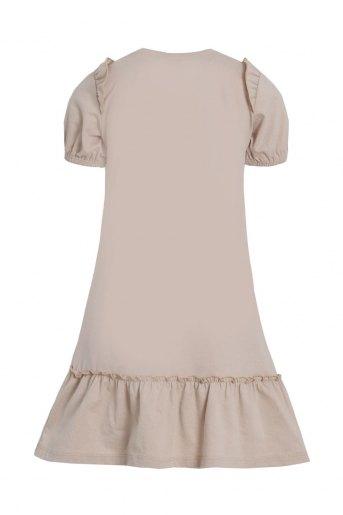 Платье Игрушка детское (N) (Бежевый) (Фото 2)