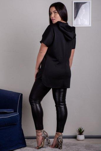 Туника 13452 (N) (Черный) (Фото 2)