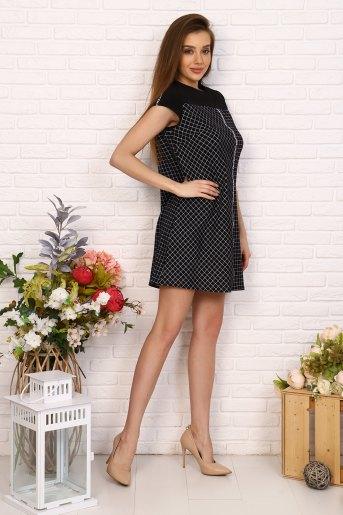 Платье 10390 (N) (Черный) - Злата