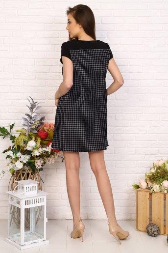 Платье 10390 (N) (Черный) (Фото 2)