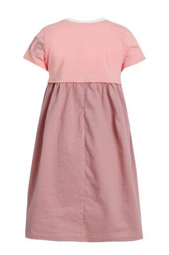 Платье Муза детское (N) (Пудра) (Фото 2)