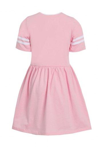 Платье Мариэтта детское (N) (Розовый) (Фото 2)